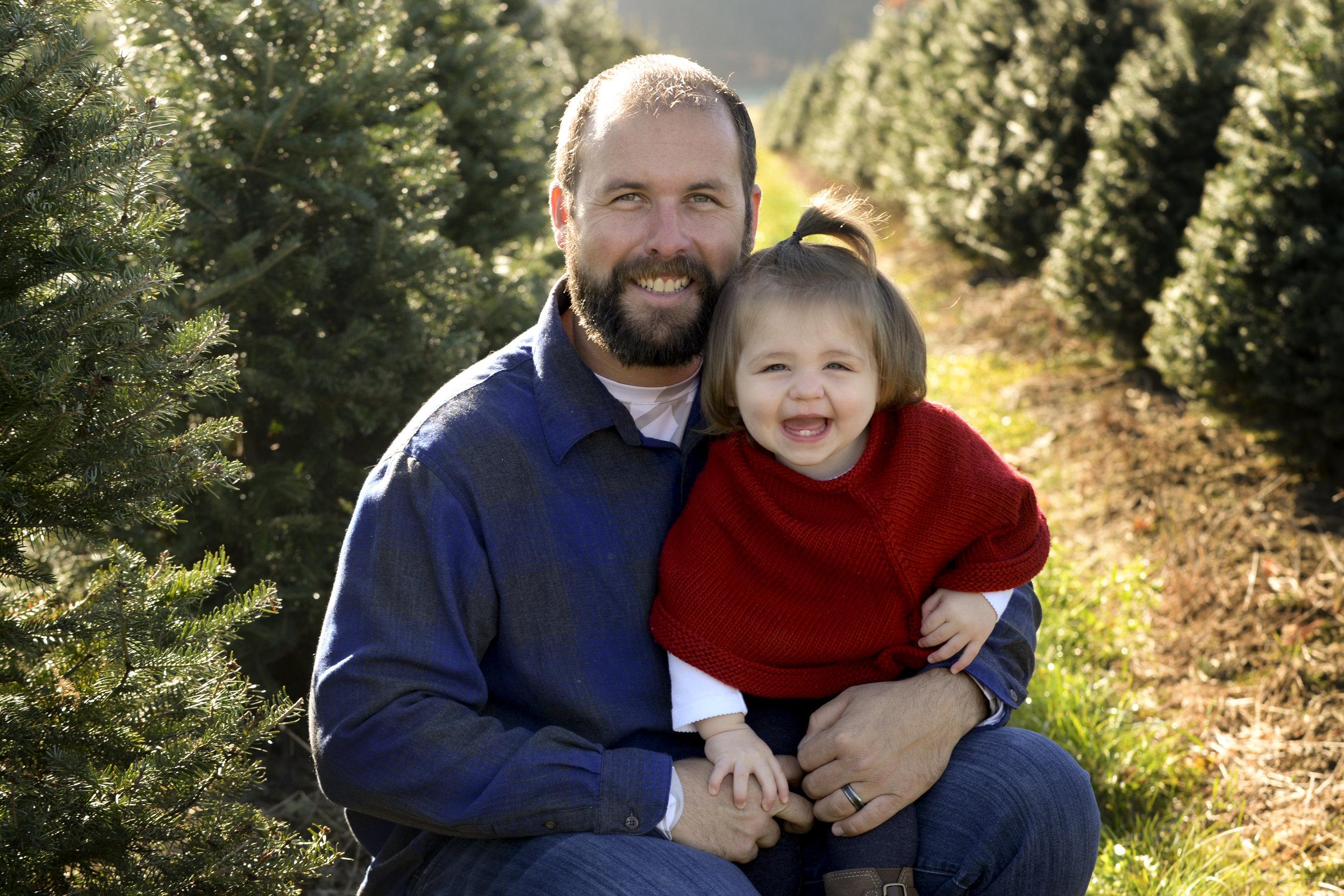 Pittsburgh Christmas Tree Farm Photography