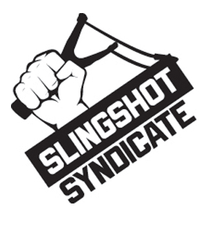 Slingshot Syndicate is a Non-Profit Organization focused on helping the next generation of young leaders and entrepreneurs discover their passion and live on purpose.Through coaching and funding we aim to launch leaders, companies and other non-profit organizations that will make a difference in their world. - For more information or to see how you can get involved please contact us at SlingshotSyndicate@gmail.com.