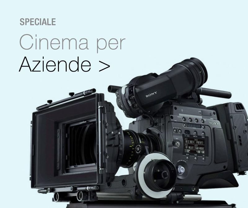 Cinema per Aziende