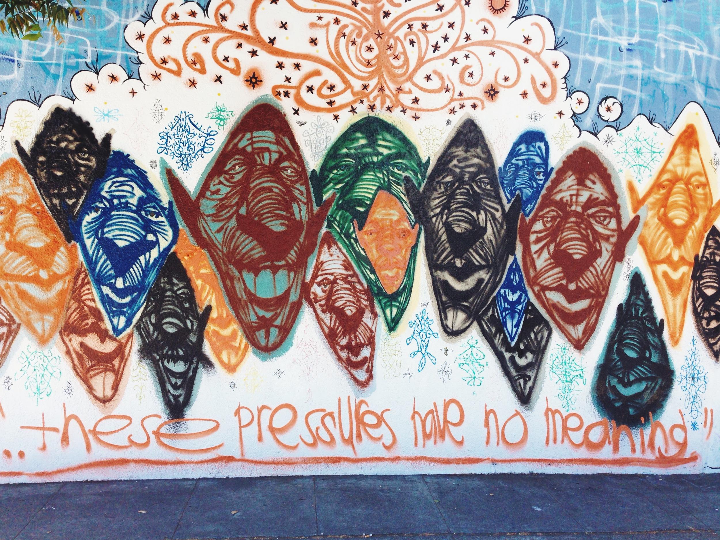 Street Art in Oakland