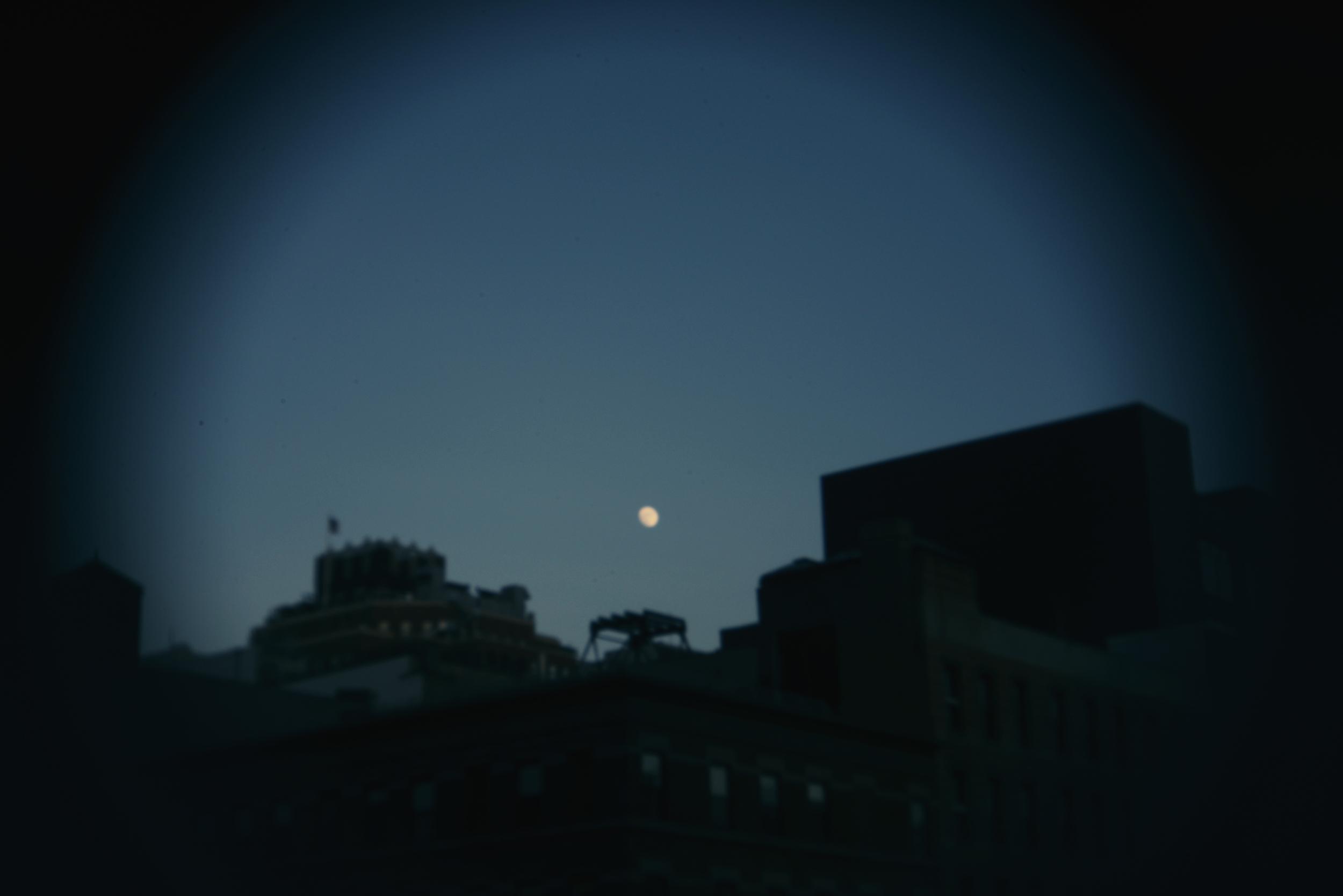NYC highline moon holga lens.jpg
