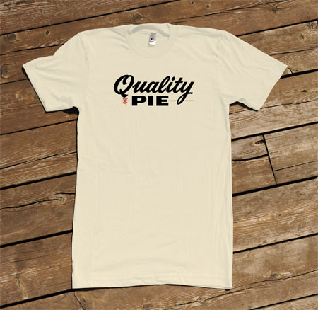 quality pie shirt
