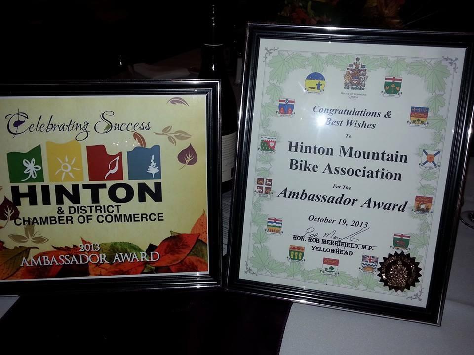 HMBA Recipient of Ambassador Award