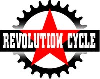 Revolution Cycle donated some cool gear