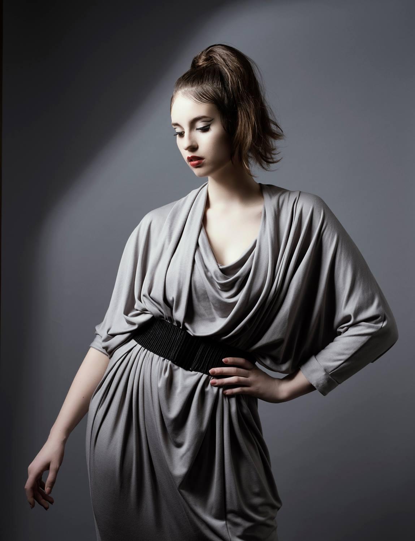 zaramia-ava-zaramiaava-leeds-fashion-designer-ethical-sustainable-grey-drape-aya-dress-obi-back-belt