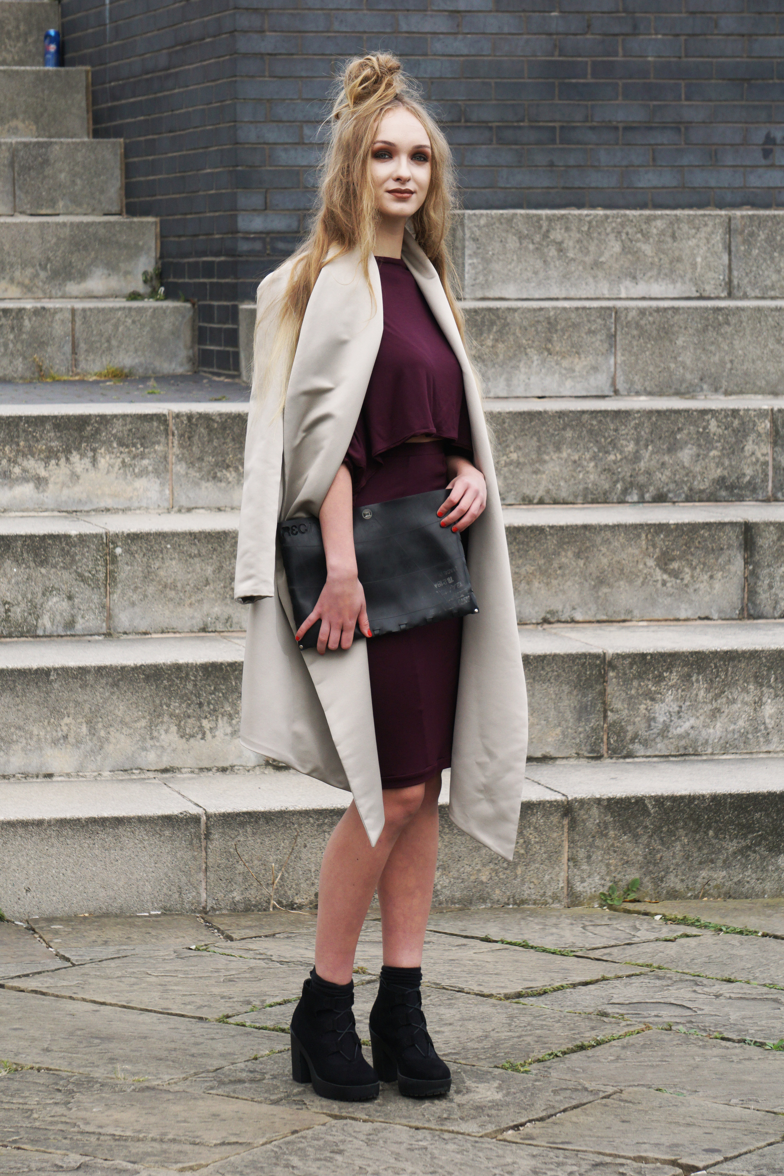 zaramia-ava-zaramiaava-leeds-fashion-designer-ethical-sustainable-taupe-jacket-versatile-plum-drape-mika-crop-top-yoko-skirt-leeds-dock-grunge-5