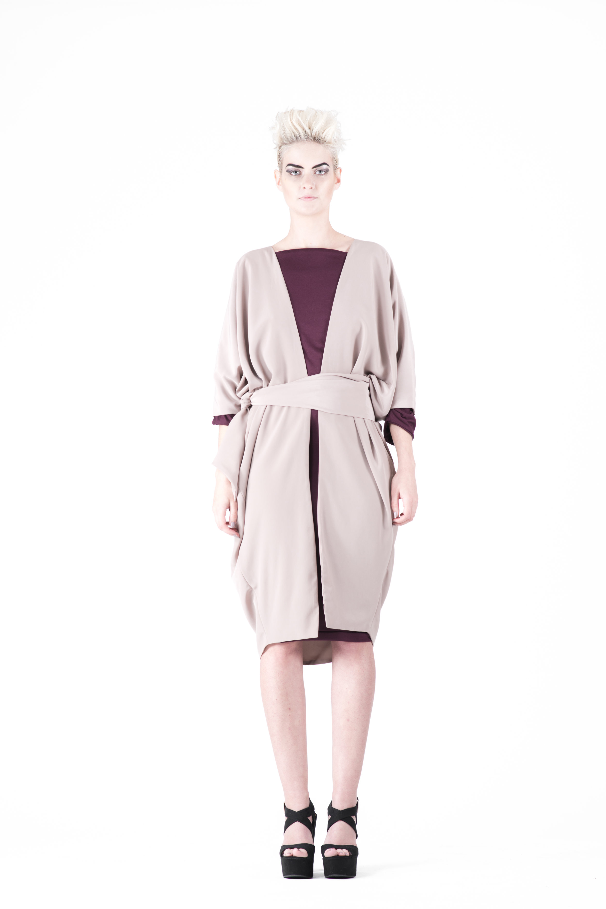 zaramia-ava-zaramiaava-leeds-fashion-designer-ethical-sustainable-tailored-minimalist-jacket-nude-ayame-coat-mika-plum-top-yuko-plum-versatile-drape-cowl-styling-womenswear-models-photoshoot-8