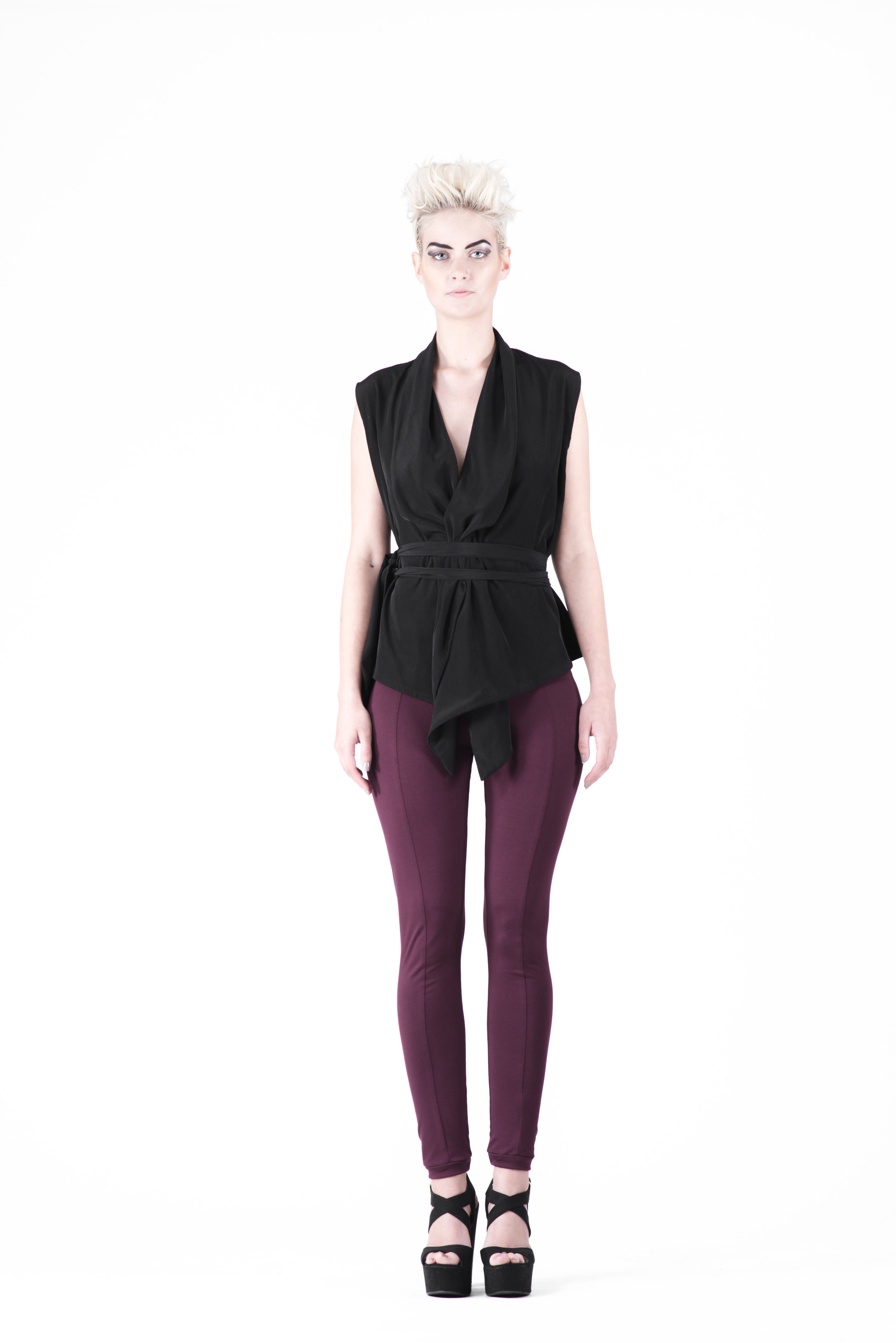 zaramia-ava-zaramiaava-leeds-fashion-designer-ethical-sustainable-tailored-minimalist-mioka-top-obi-belt-black-rei-plum-versatile-drape-cowl-styling-womenswear-models-photoshoot-50