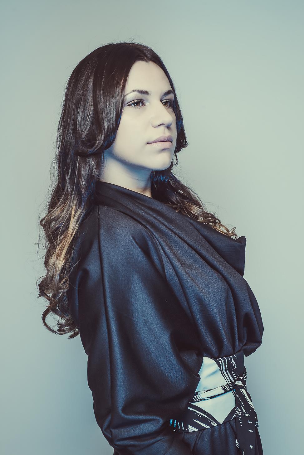 zaramia-ava-zaramiaava-leeds-fashion-designer-ethical-sustainable-tailored-minimalist-aya-print-dress-obi-belt-black-versatile-drape-cowl-styling-womenswear-models-photoshoot-shrine-hairdressers-13