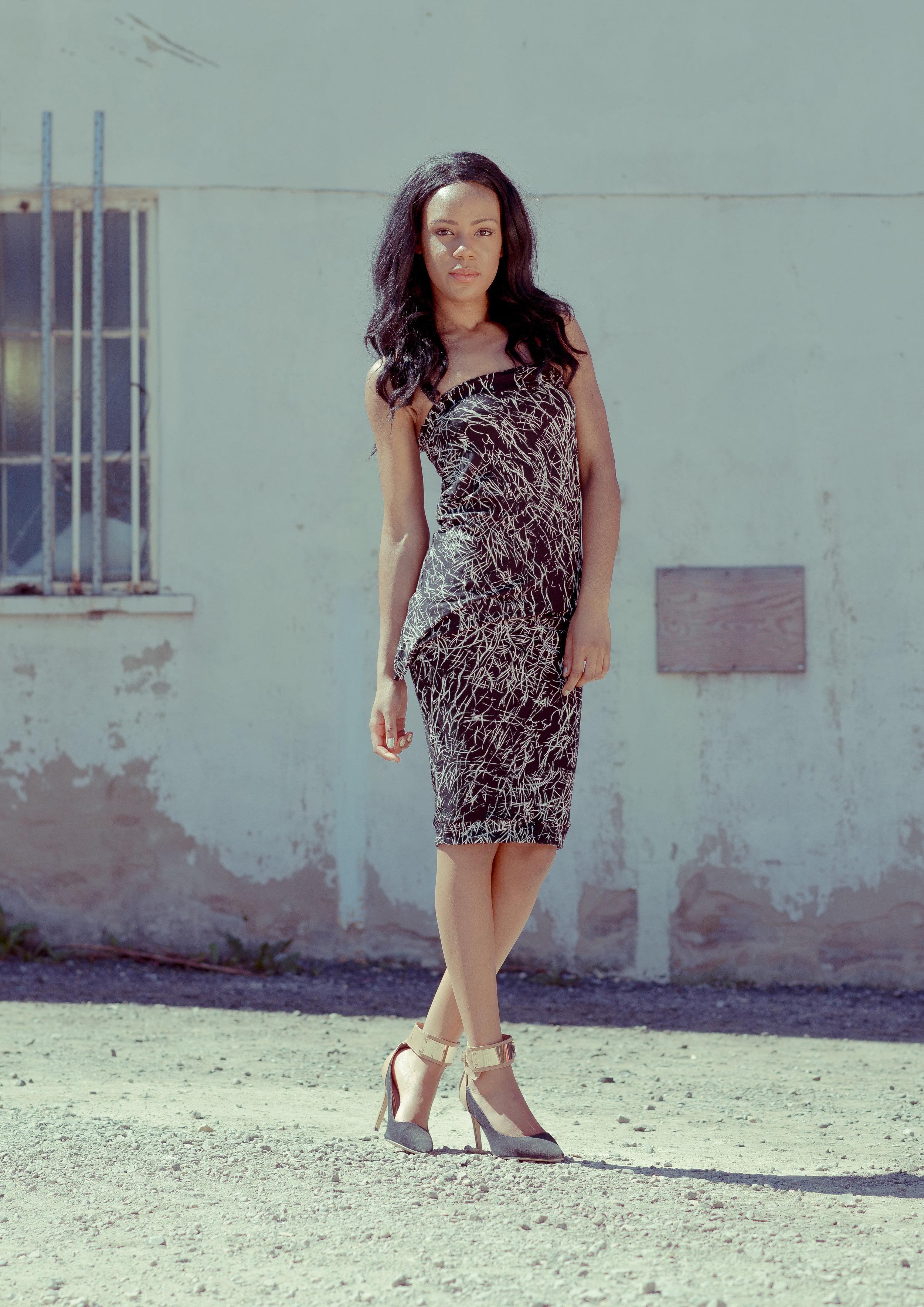 zaramia-ava-zaramiaava-leeds-fashion-designer-ethical-sustainable-tailored-minimalist-crop-top-black-print-point-skirt-black-jacket-belt-versatile-drape-cowl-styling-womenswear-models-14