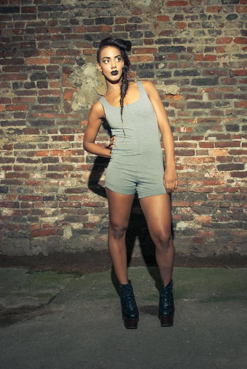 zaramia-ava-zaramiaava-leeds-fashion-designer-ethical-sustainable-tailored-minimalist-versatile-drape-bodysuit-print-bandeau-shorts-panels-black-belt-styling-womenswear-model-photoshoot--27