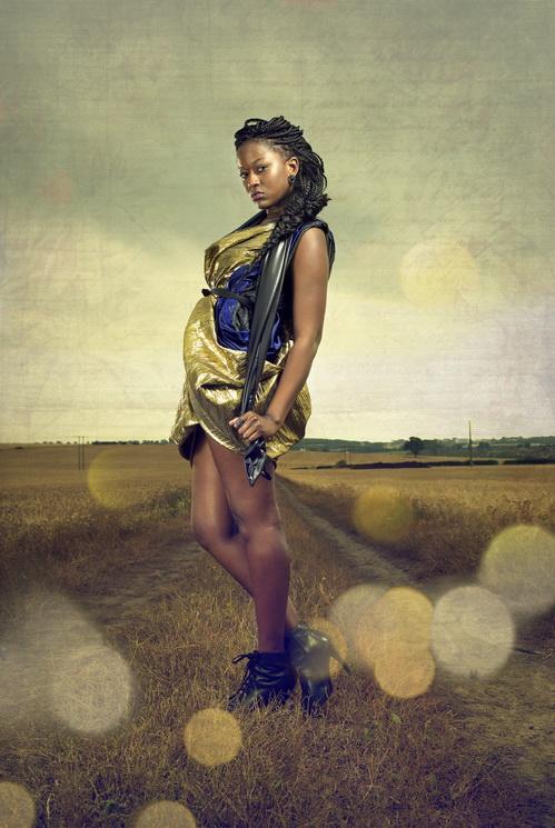 zaramia-ava-zaramiaava-leeds-fashion-designer-ethical-sustainable-tailored-minimalist-versatile-drape-wrap-dress-cowl-panels-print-belt-styling-womenswear-model-photoshoot-location-zara-mia-5