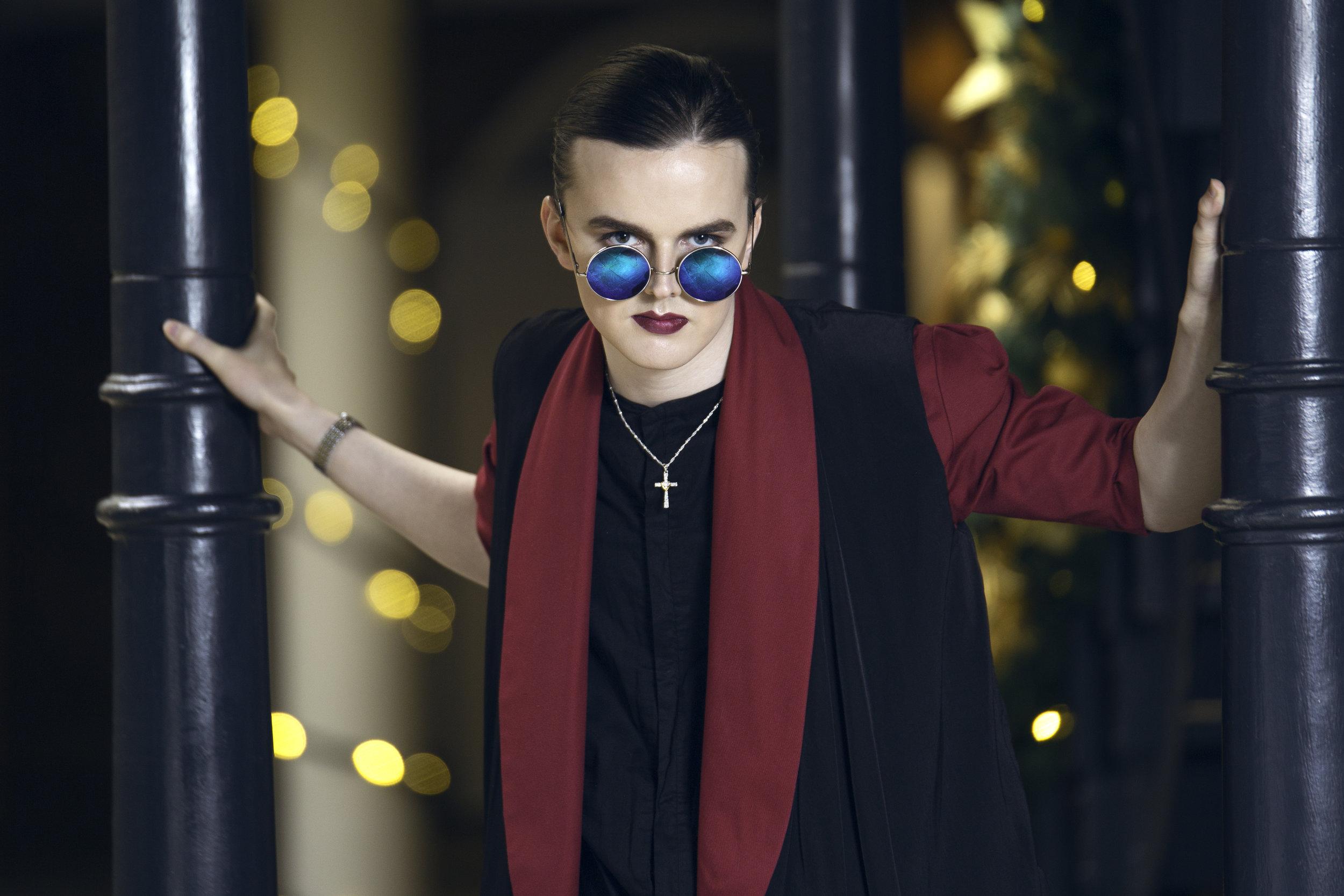 zaramia-ava-zaramiaava-leeds-fashion-designer-ethical-sustainable-black-jacket-drape-red-mai-mioka-shirt-unisex-dress-grey-6.jpg