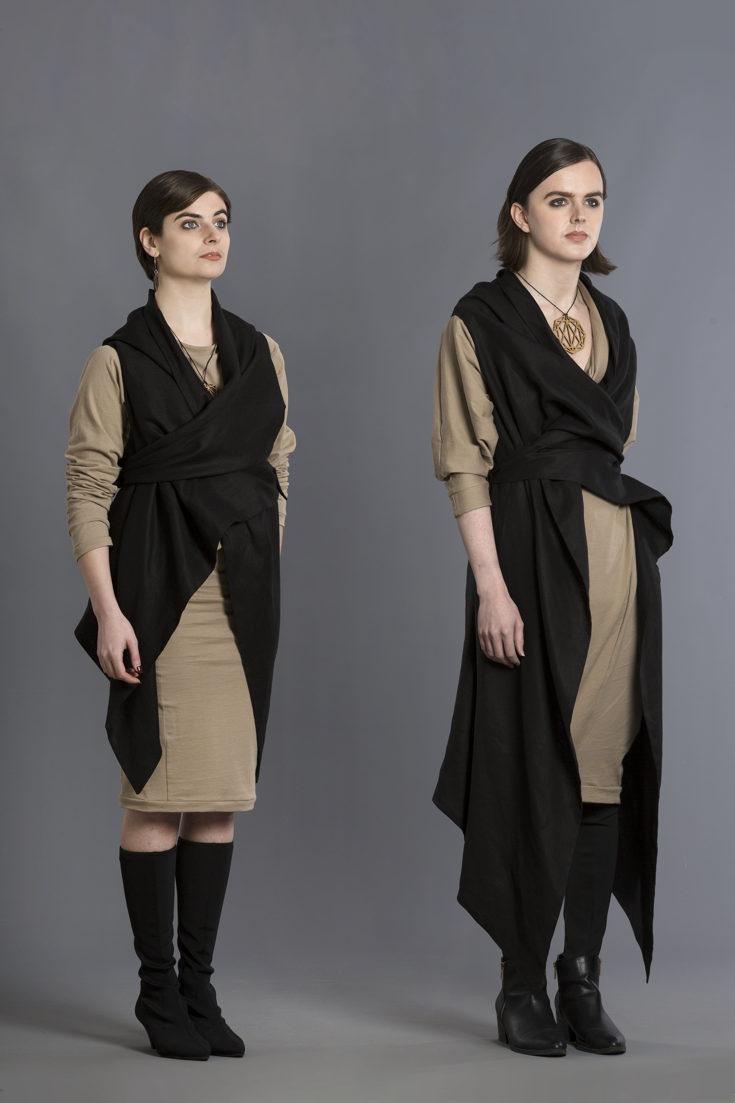 zaramia-ava-zaramiaava-leeds-fashion-designer-ethical-sustainable-black-jacket-drape-layers-dress-linen-unisex-genderless-abbeyhousemuseam-heshethey-top-latte-organic-5.jpg