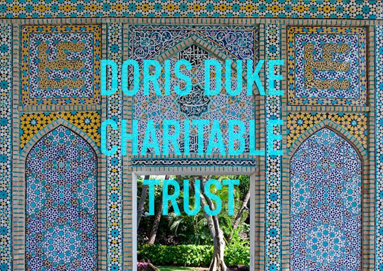 Doris duke charitable trust .jpg