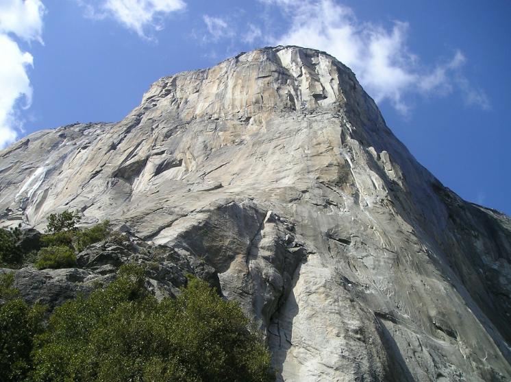 Towering El Capitan