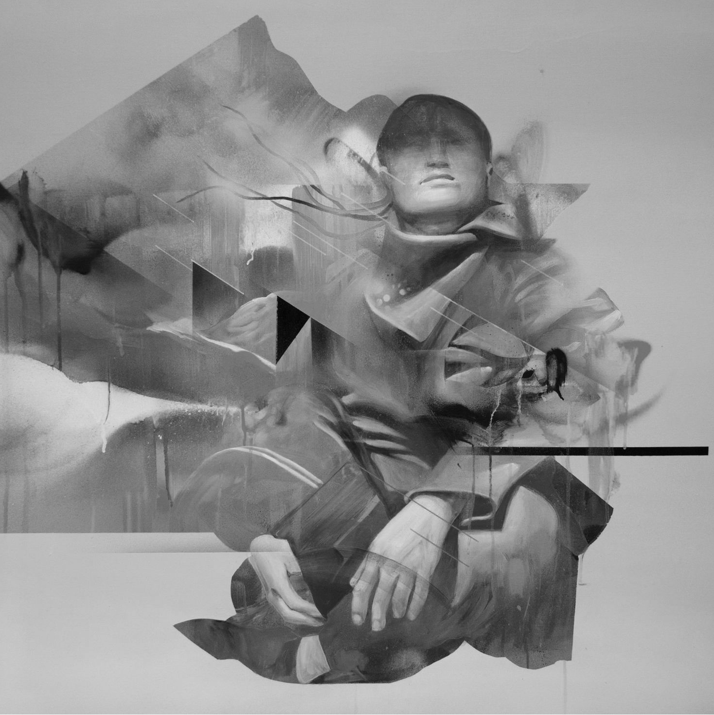 HUEMAN: Hyperlimbo, Art Exhibit // photo source: KP Projects