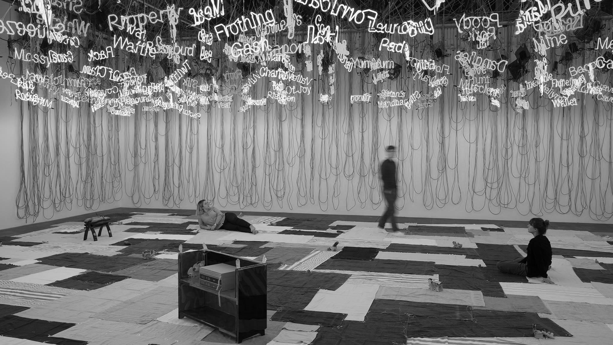 Jason Rhoades. Installations, 1994 – 2006 //  photo source: Hauser Wirth & Schimmel