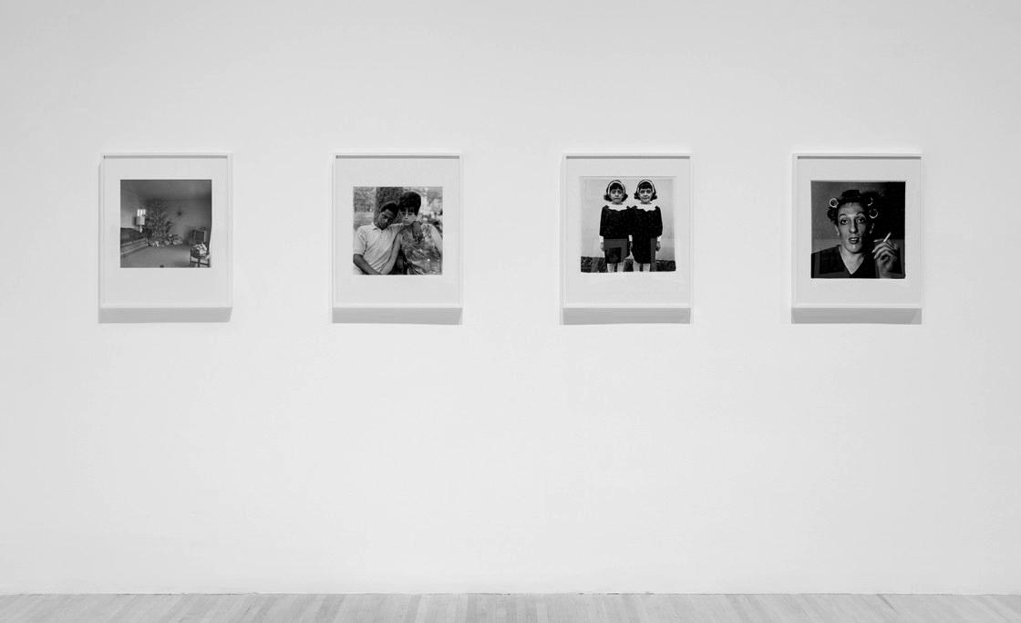 Real Worlds: Brassaï, Arbus, Goldin, art exhibit  @ MOCA // photo source: moca.org