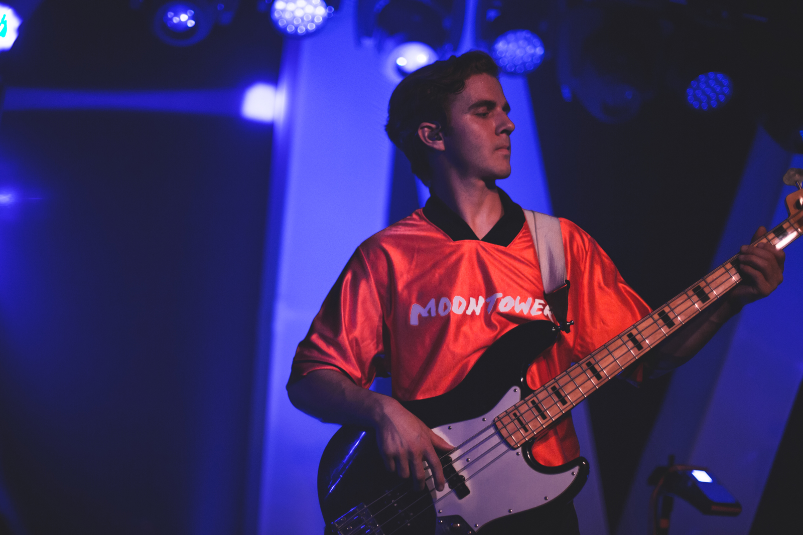 Tom at The Moroccan Lounge, September 26, 2018