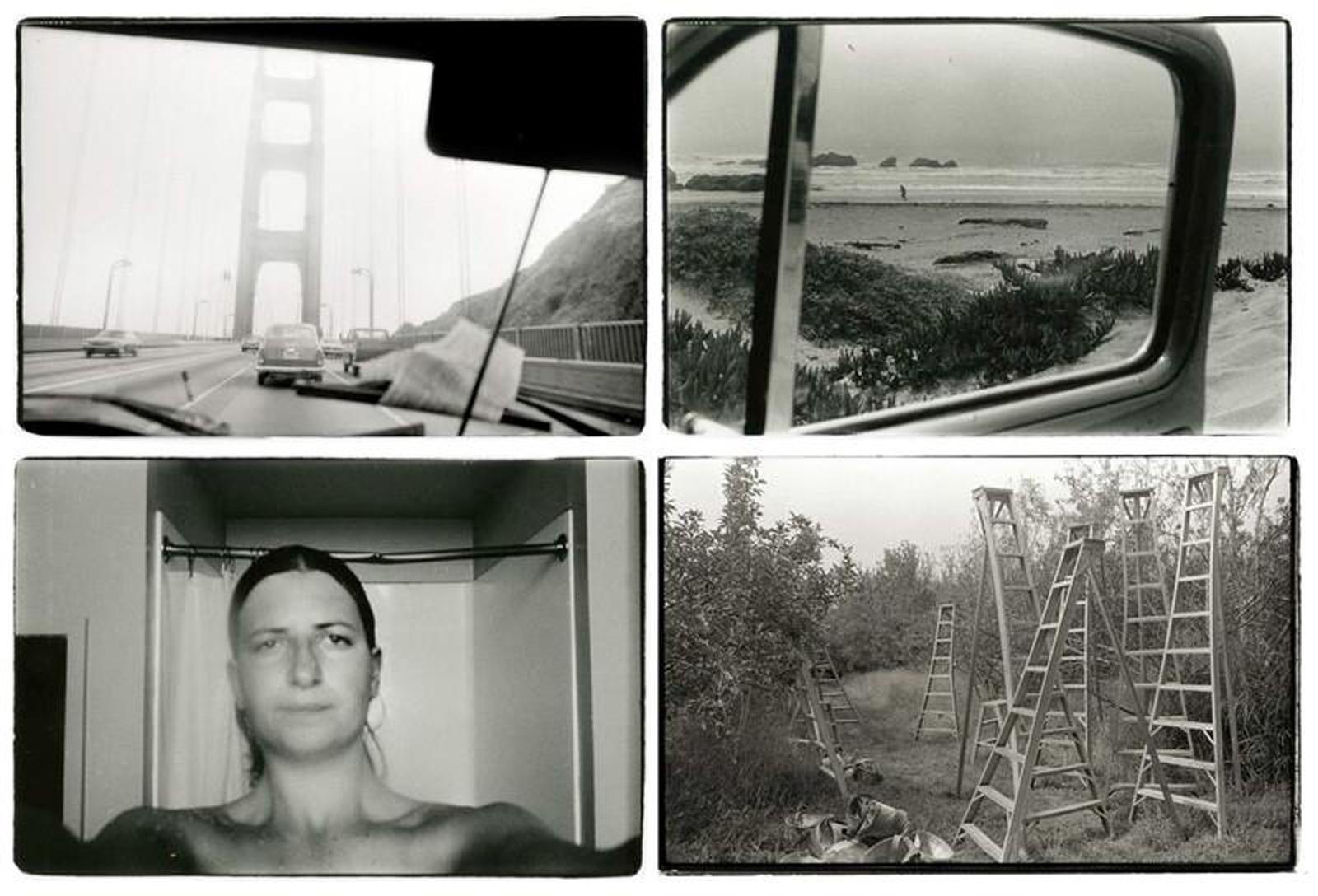Annie Leibovitz: The Early Years, 1970-1983, art exhibit @ Hauser & Wirth // photo source: facebook