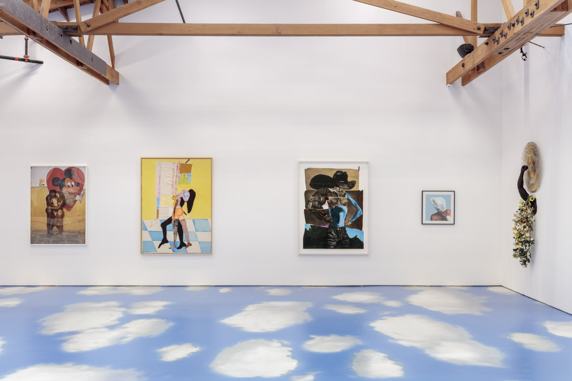 Dreamweavers, art exhibit @ UTA Artist Space // photo source: utaartistspace.com