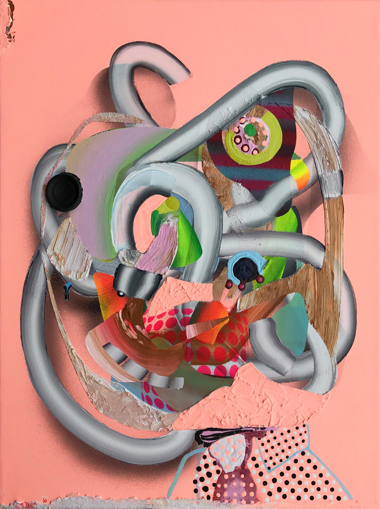 Acidic Taste, art exhibit @ Durden and Ray // photo source: Durden and Ray