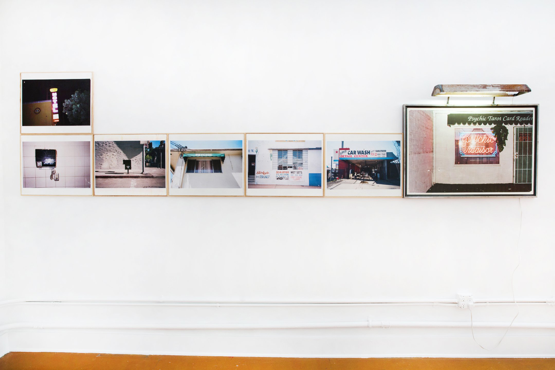 Dan Monick: Goodbye to Romance, photography exhibit @ These Days // photo source: thesedaysla.com
