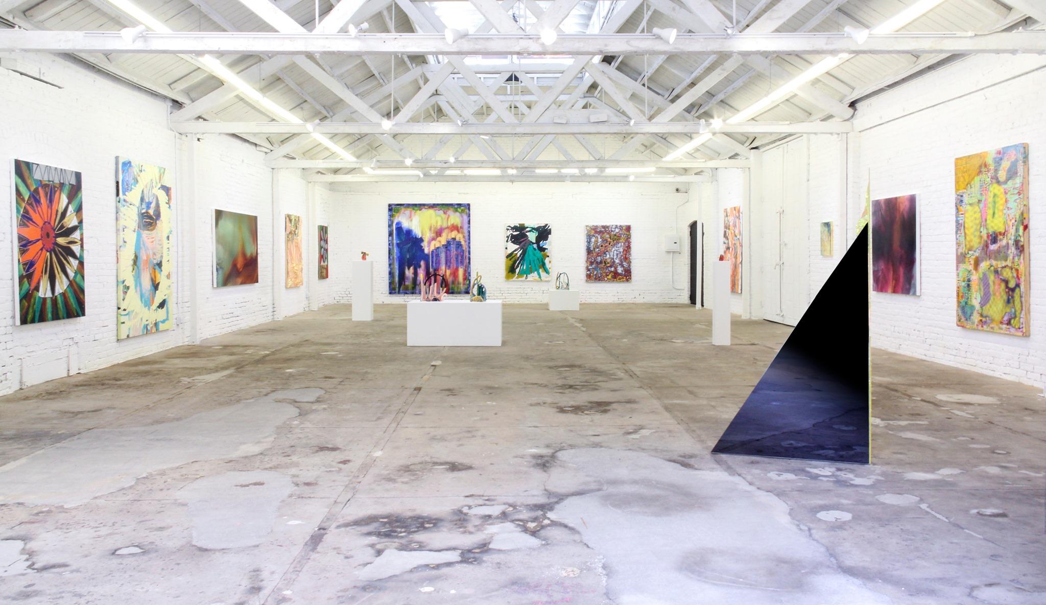 (Beyond) Redemption, art exhibit @ Backspace Gallery // photo source: launchla.org