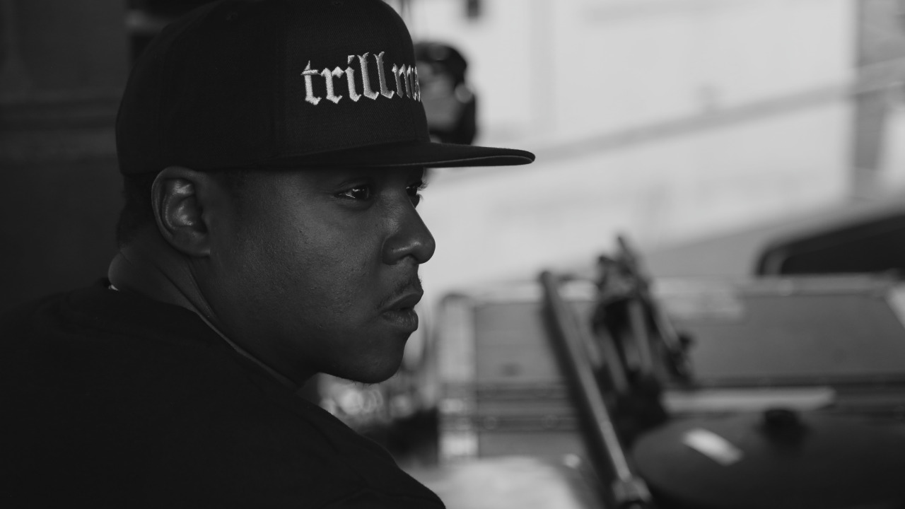 @therealkiss backstage at #Hot97SummerJam | a CAN.DID Shot @ candotdid