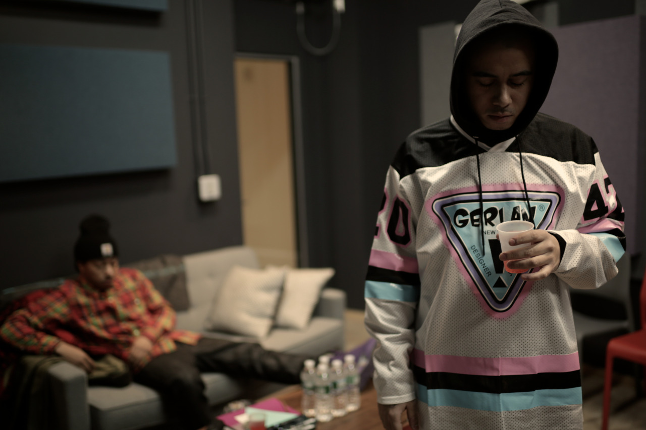 @ALDOEBBM at the #LoudDreams Sessions   Shot by @jFlei