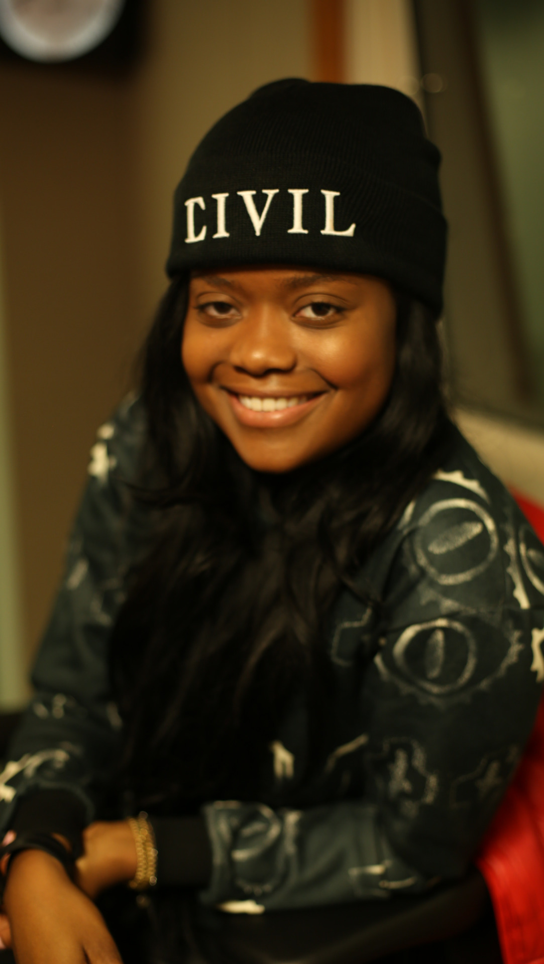 @karencivil up at @ shade45      Shot by @jFlei