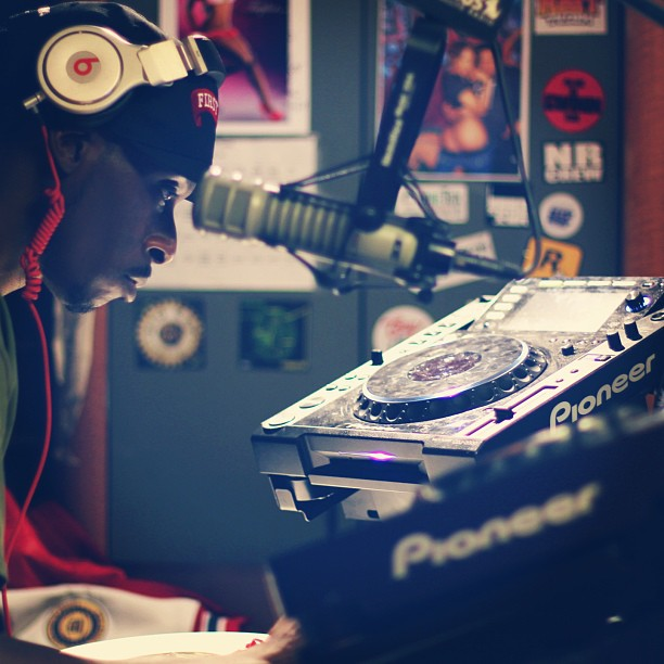 @agentcbw7 Pete Rock came through to @shade45! Shot by @jflei