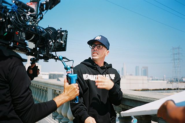 some bts portra/ektar100 from @logic & @eminem's #homicide