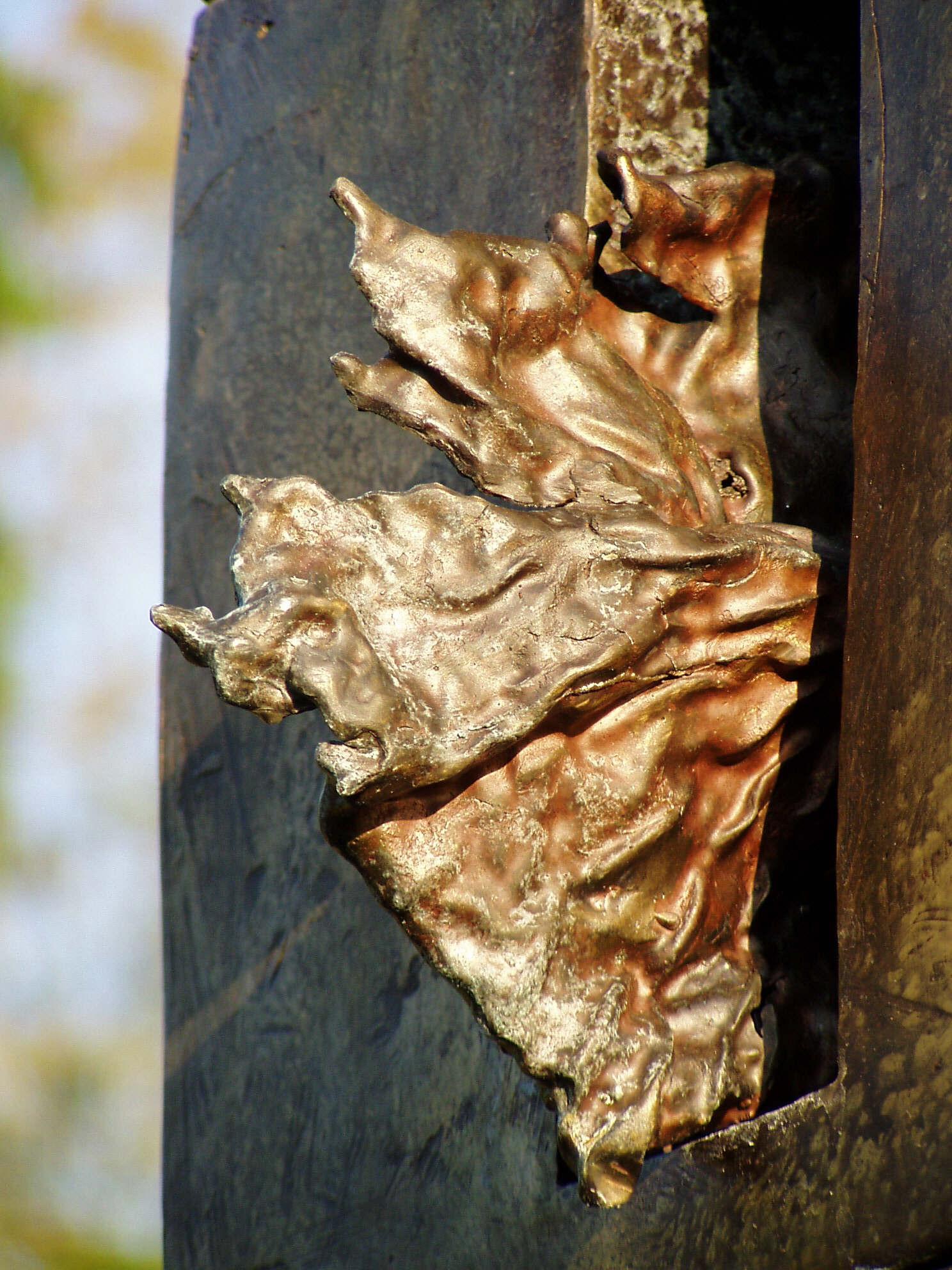 """""""Totem"""", detail, 2005"""