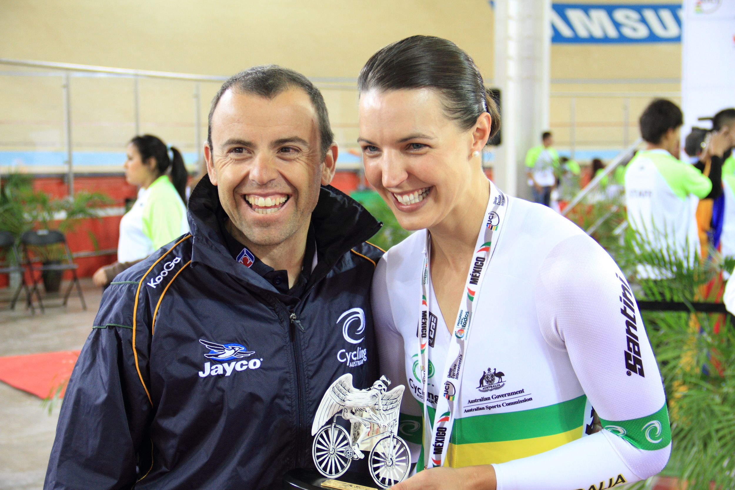 2013 Track World Cup – Aguascalientes