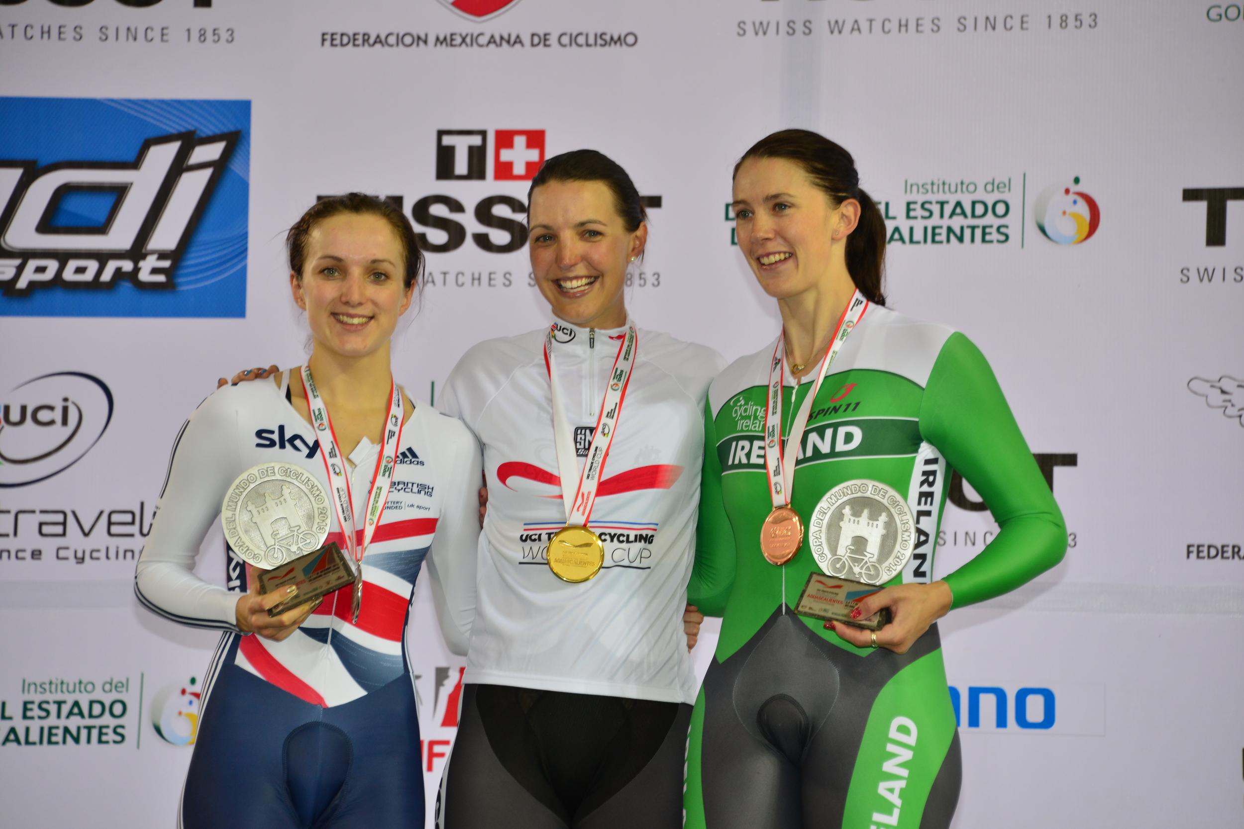 2013 Track World Cup - Aguascalientes