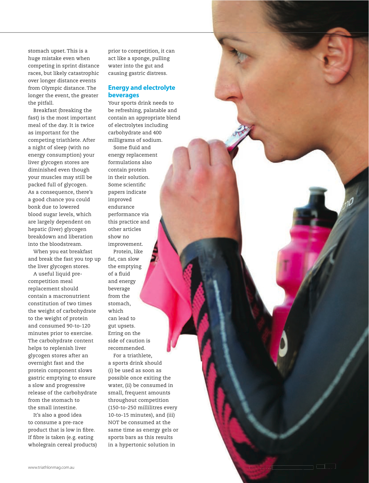 Triathlon & Multi Sport Magazine
