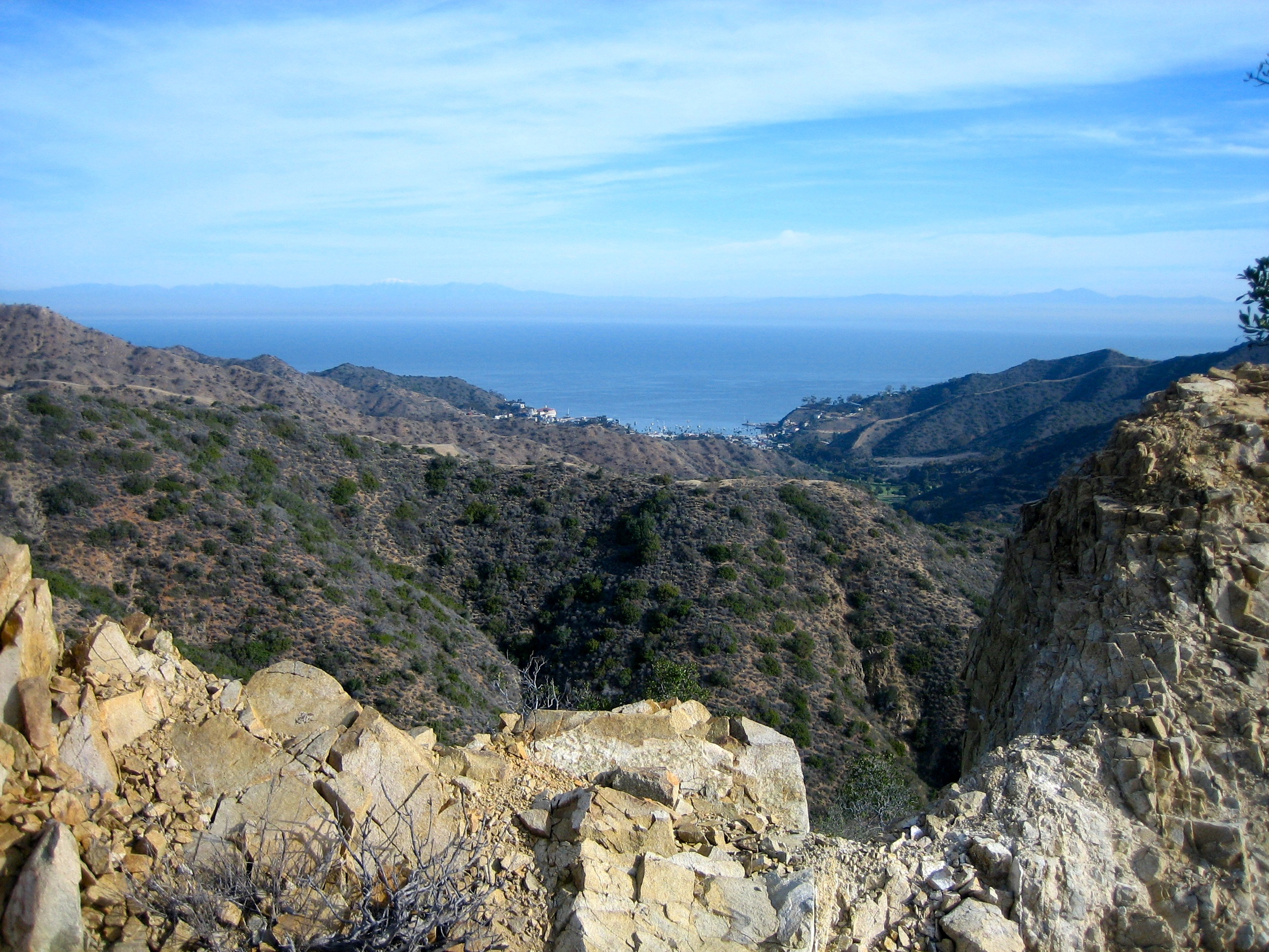Catalina Island, California USA