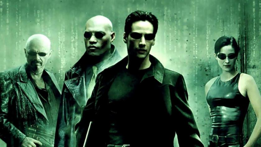 The Matrix movie.