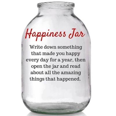 Introducing My Gratitude Jar — Free to Pursue