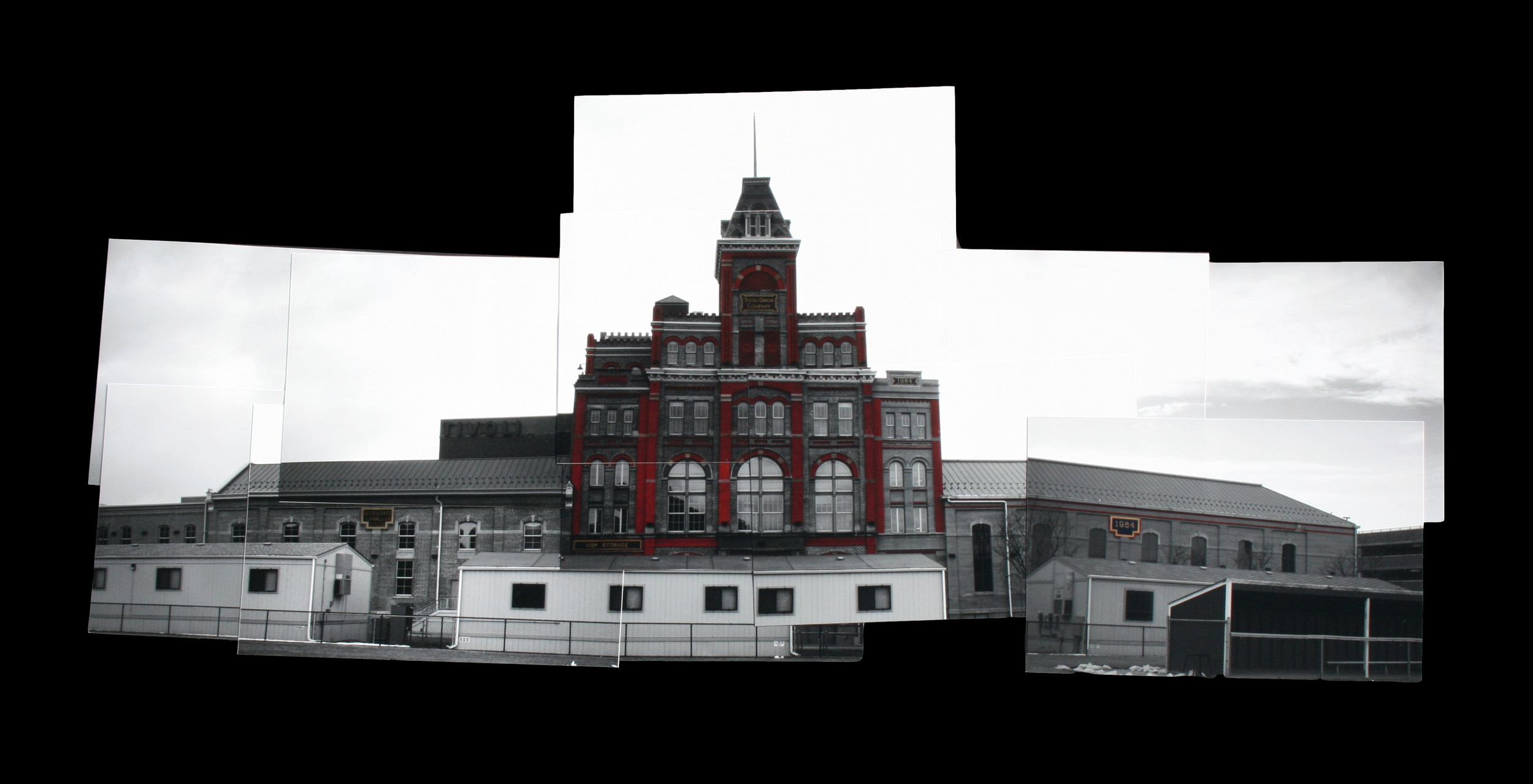 The Tivoli Brewery Building
