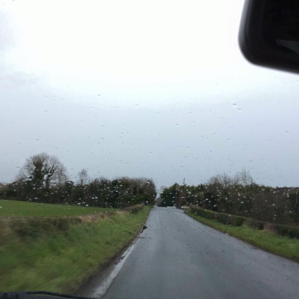 County Down Farm roads racing to Surprise everyone.