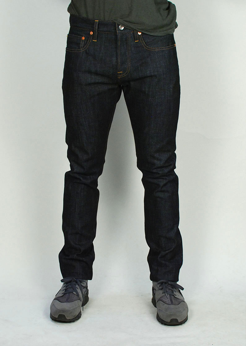 M3 Tapered 12oz denim