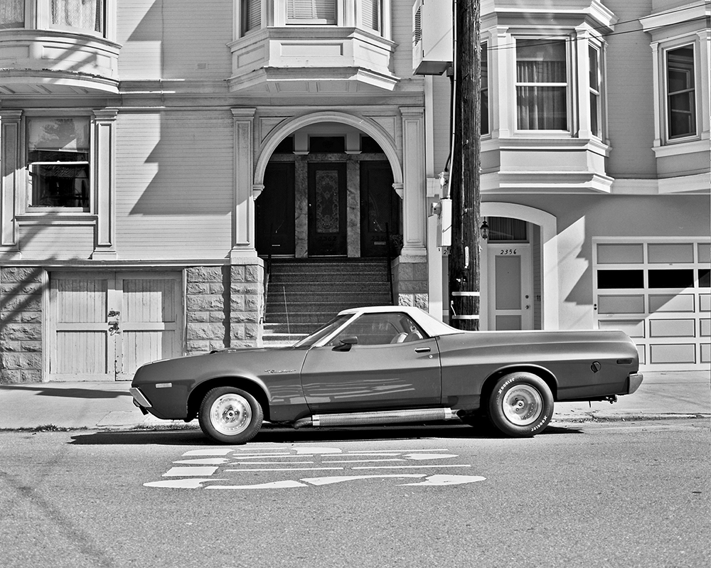 San Francisco, California. February 2014.
