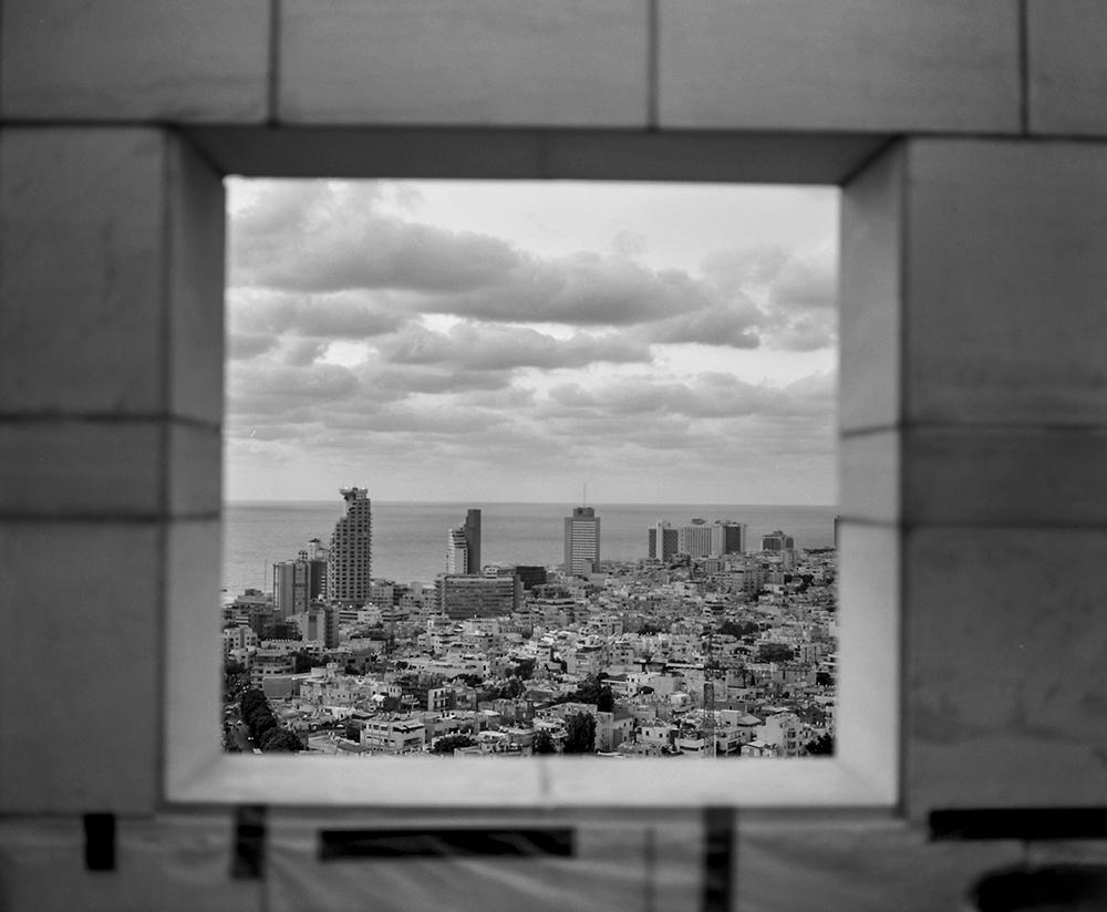 Tel-Aviv, Israel. May 2014.