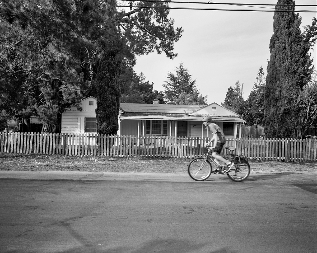 Palo Alto, California. August 2014.