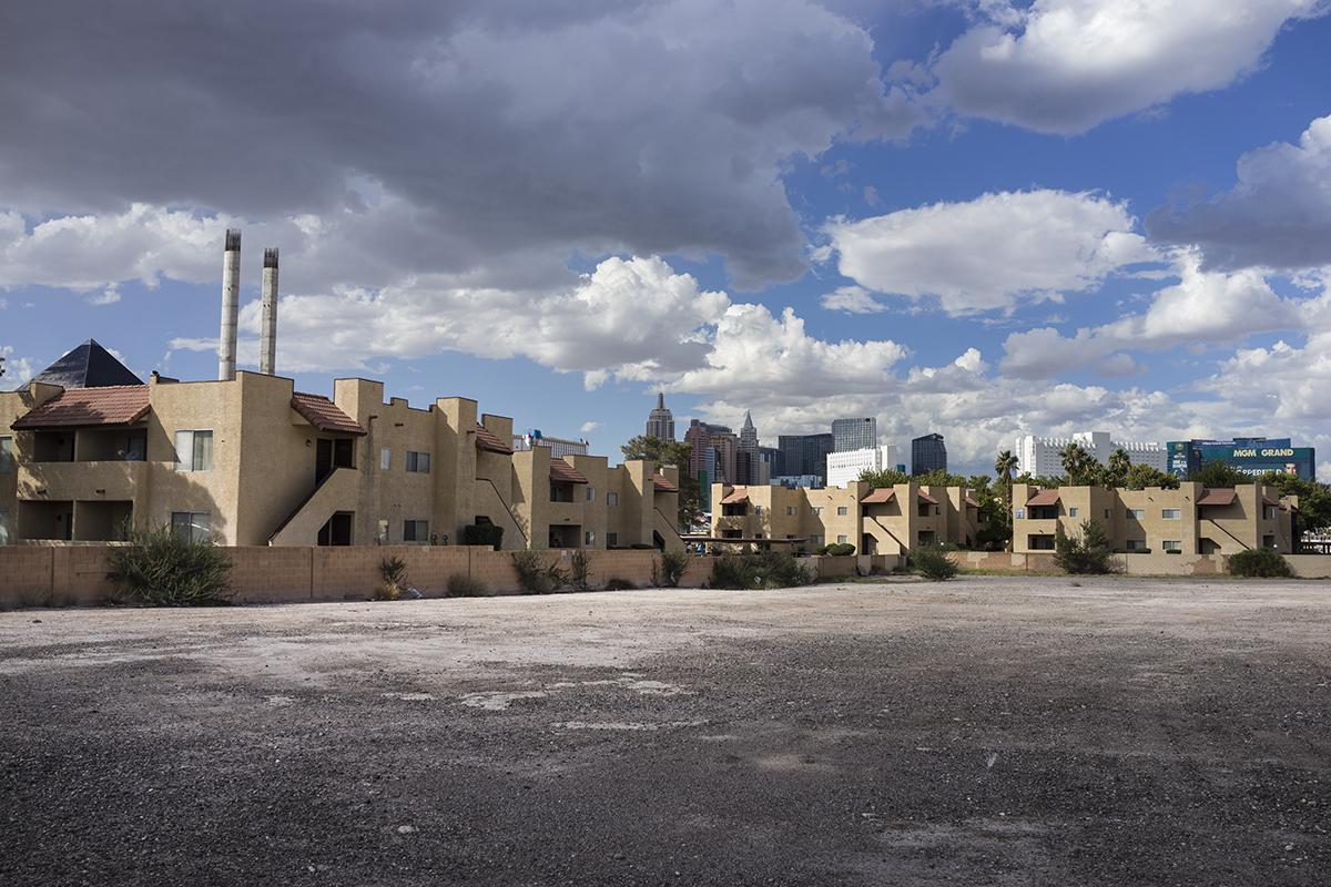 Las Vegas, Nevada. September 2014.