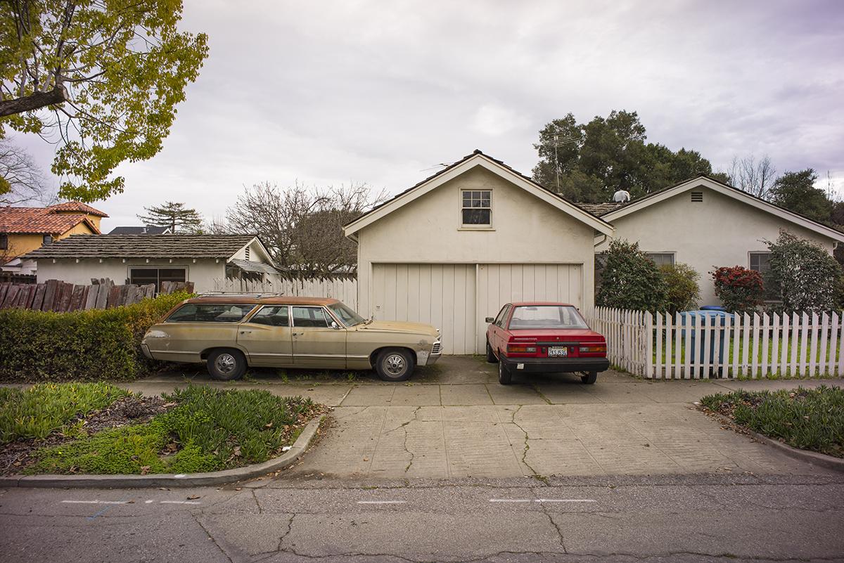 Palo Alto, California. January 2015.