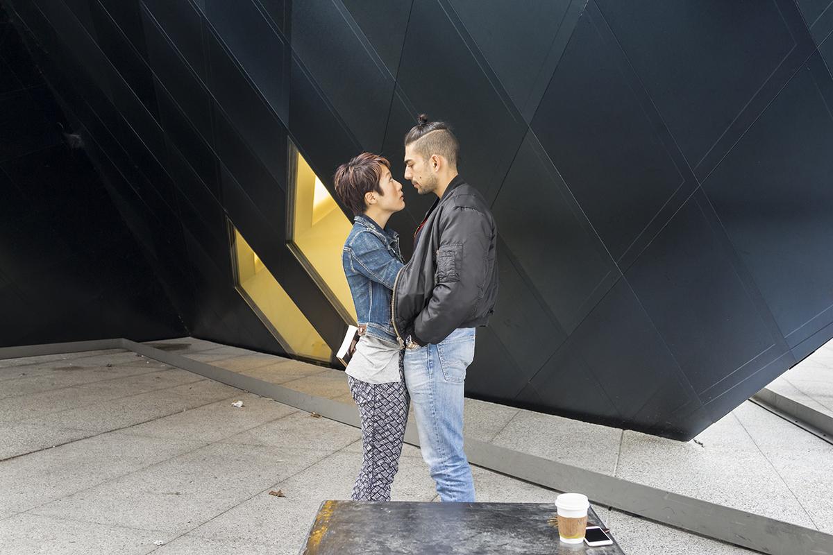San Francisco, California. February 2015.